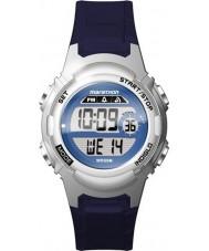 Timex TW5M11200 Mesdames résine bleu marathon de montres bracelet