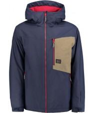 Oneill 650024-5056-M Mens cue encre veste bleue - taille m