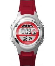 Timex TW5M11300 Mesdames résine rouge marathon de montres bracelet