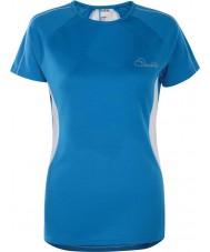 Dare2b DWT336-5NN12L Mesdames réforme bleu de méthyle t-shirt - taille uk 12 (m)