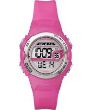 Timex T5K771 Mesdames rose vif montre marathon sport
