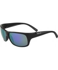 Bolle Viper noir mat des lunettes de soleil bleu-violet