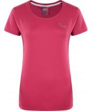 Dare2b T-shirt rose électrique impulsion de dames