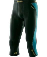 Skins DT00010202000S Mens dnamic alpin thermique trois-quarts des collants - taille s