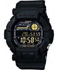 Casio GD-350-1BER Mens g-shock temps du monde montre noire