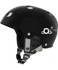 POC PO-66005 bug Receptor réglable 2.0 uranium brillant casque de ski noir - 51-54cm