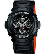 Casio AW-591MS-1AER Mens montre g-shock chronographe sport