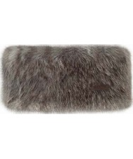 Barts 01190021 Mesdames fourrure grise bandeau