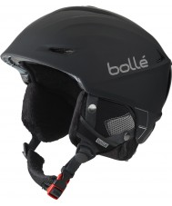 Bolle 31186 Forte digitalism noir casque de ski - 54-58cm
