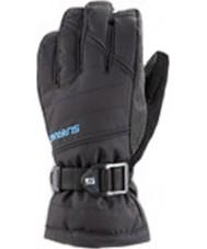 Surfanic SW123700-001-020-4-6 Garçons vivaneau gants noirs - 4-6 ans