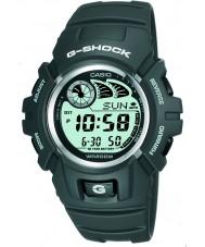 Casio G-2900F-8VER Mens g-shock illuminateur auto gris montre de résine