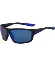 Nike Ev0867 allumage r lunettes de soleil en étain noir
