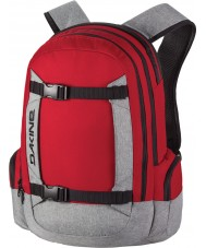 Dakine 10000761-RED Sac à dos Mission 25l
