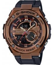 Casio GST-210B-4AER Mens g-shock auto led résine noire montre bracelet
