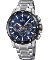 Festina F20352-3 Montre chrono pour homme