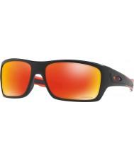 Oakley Oo9263 63 37 lunettes de soleil à turbine
