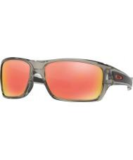 Oakley Oo9263 63 10 lunettes de soleil à turbine