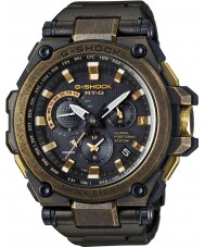Casio MTG-G1000BS-1AER gps contrôlées Mens g-shock la radio Black Watch