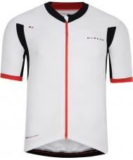 Dare2b DMT130-90070-L Mens aep rouleur maillot blanc - taille l