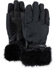 Barts 2826201 Ladies empire noir gants de ski - taille s
