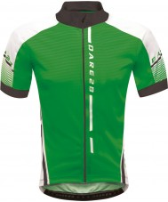 Dare2b Hommes signature tour fairway green jersey